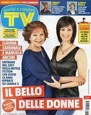 Sorrisi 2017 3#Claudia Cardinale & Manuela Arcuri,Daniele Liotti,Bruno Barbieri