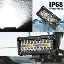120W LED Zusatzscheinwerfer Nebelscheinwerfer Fernlicht Wasserdicht Auto SUV ATV