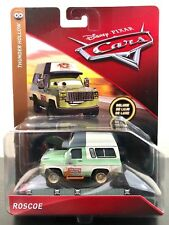 Disney Cars ROSCOE Deluxe Size 1:55 Scale Thunder Hollow NEW 2018 Die-Cast