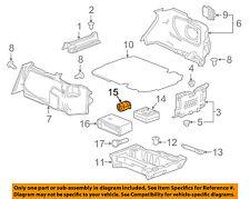 GM OEM Inflator-Rear-Sealer 23119009
