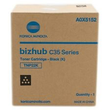 A0X5152-TNP-22K TONER ORIGINALE KONICA MINOLTA BIZHUB C35