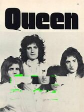 Queen Book Article/Cutting 1974