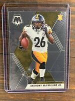 2020 Panini Mosaic Football Rookie Card ANTHONY McFARLAND JR RC #237 Steelers