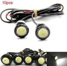 10pc 12V 9W Waterproof Eagle Eye LED Car DRL Lamp Daytime Backup Reverse Light
