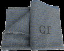 Danish Military Wool Blanket
