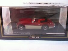 Vitesse 22004 Austin Healey 3000 Tartan Red & Ivory Limited Edition 1 of 889 pcs