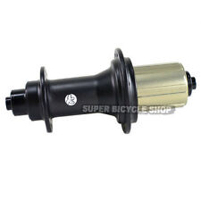 Circus Monkey HRW Road Rear Carbon +Alloy Hub,20 Hole,Black