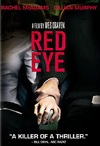 Red Eye  Rachel McAdams Cillian Murphy - Movie DVD