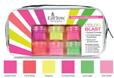 EzFlow Design Colored Acrylic Kit - Color Blast Collection (59096)