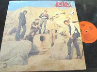 BEST OF LOVE LP RHINO RNLP 800 1980 w/shrink NM rare arthur lee psych