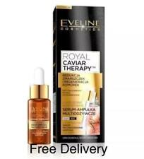 EVELINE ROYAL CAVIAR THERAPY MULTINOURISHING FACE SERUM AMPOULE DAY/NIGHT 18ml