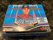 2003 WHEELS AMERICAN TJIMDER NASCAR Racing  23 COUNT Hobby Box  MINUS 1 PACK