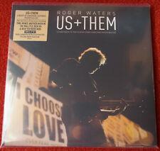 "ROGER WATERS ""Us + Them""  2020 3LP Vinyl sealed EU"