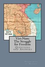 Viet-Nam : The Struggle for Freedom by Department of Defense (2013, Paperback)