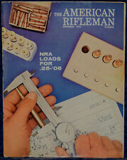 Magazine American Rifleman, NOVEMBER 1972 !! SAVAGE/ANSCHUTZ Mark 10-D RIFLE !!