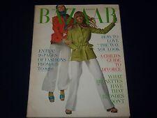 1970 FEBRUARY HARPER'S BAZAAR MAGAZINE - BEAUTIFUL FASHION ISSUE - BO 13