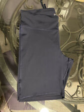 Women's M&S Good Move Cycling Shorts In Black. Size 18.