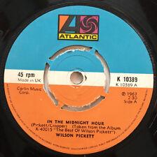 "Wilson Pickett - In The Midnight Hour - 7"""