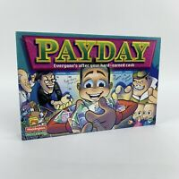 Payday Board Game Parker Brothers 2000 Edition Family Finance 100% Complete VGC