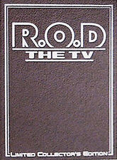 Read Or Die R.O.D. the TV Series Complete Limited Edition Collection