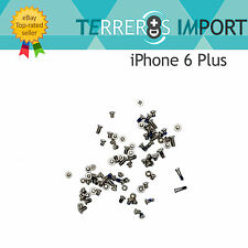 Kit Tornillos Completo para iPhone 6 Plus color Negro