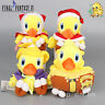 New Final Fantasy Game Character Chocobo Soft Plush Toy Stuffed Animal Doll 7''