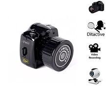 MINI Spy Camera nascosta Video Recorder DV DVR di sicurezza WEB CAM MICRO SD y2000