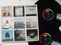 PINK FLOYD - A nice Pair - DLP LP 2x Vinyl VG+ EMI HARVEST SABB - 11257
