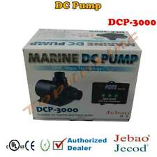 2019 Jebao Dcp-3000 Marine Controllable Water Return Pump Max Flow 792gph
