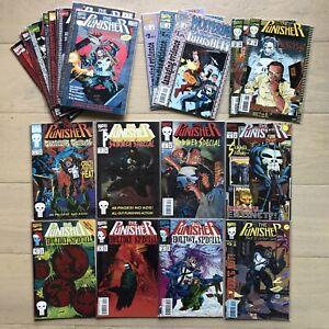 Punisher - Armory Wolverine Mini-Series Specials - Marvel Comics