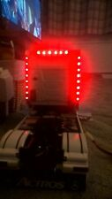 Tamiya Camión Scania Topline Trasero LED bars