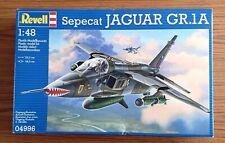 2014 REVELL No.04996 1:48 SEPECAT JAGUAR GR.1A PLASTIC KIT