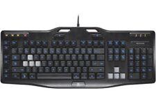 Logitech G105 Gaming-Tastatur Kabelgebunden schwarz (deutsches layout-QWERTZ) 02