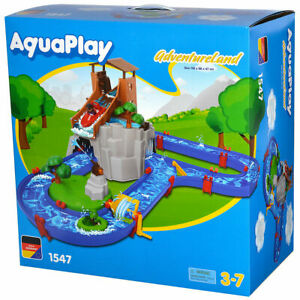 AquaPlay Adventure Land Sensory Water Activity Set AdventureLand + Accessories