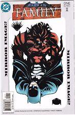 BATMAN FAMILY #1, 2, 3, 4, 5, 6, 7, & 8 / 2002 / DC COMICS