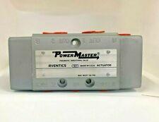 R431008515 Rexroth Power Master  PT-024104-01700 Pneumatic Directional Valve 1/4