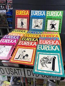 Fa16 Eureka 1 Anno 1967 1968 dal n 1 al 17 1969
