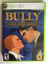 Bully: Scholarship Ed- Complete w/manual & poster - Tested (Microsoft Xbox 360)