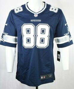 100% Authentic Nike On-Field #88 Dez Bryant Dallas Cowboys Jersey Mens S NEW