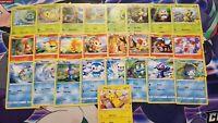 McDonald's Pokemon 25th Anniversary Card Complete Set! [Non Holo] 2021