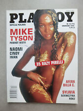 PLAYBOY (POL)   12 – 1998  Covergirl Naomi Campbell