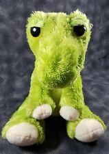 Aurora Green Alligator Crocodile Plush