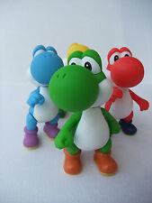 Yoshi Green Super Mario PVC Action Figure Toy 12cm qty 1,Ninentendo