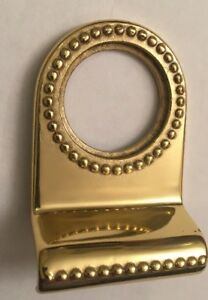 Very High Quality Brass Cylinder Door Pull