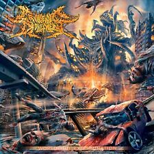 CRYOGENIC DEFILEMENT - Worldwide Extermination Abominable Putridity Devourment