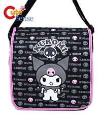 Sanrio Kuromi Mini Messenger Bag Body Cross Bag School Lunch Bag