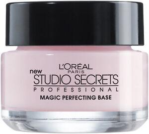 LOreal Paris Studio Secrets Professional Magic Perfecting Base Face Primer 0.5oz