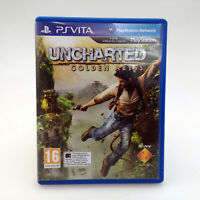 Uncharted Golden Abyss for Playstation PS Vita | Complete Game | Good Condition