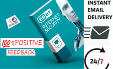 ESET INTERNET SECURITY 🔥 - AUTHENTIC LICENSE ✅ 3YEAR 🔑 - INSTANT DILEVRY📨
