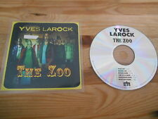 CD Pop Yves LaRock - The Zoo (6 Song) Promo EMBASSY